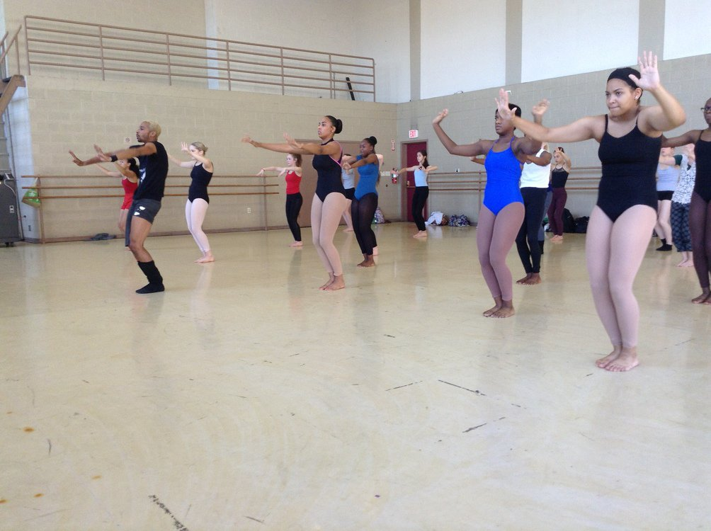 Master Classes   DANCECleveland   Modern and Contemporary
