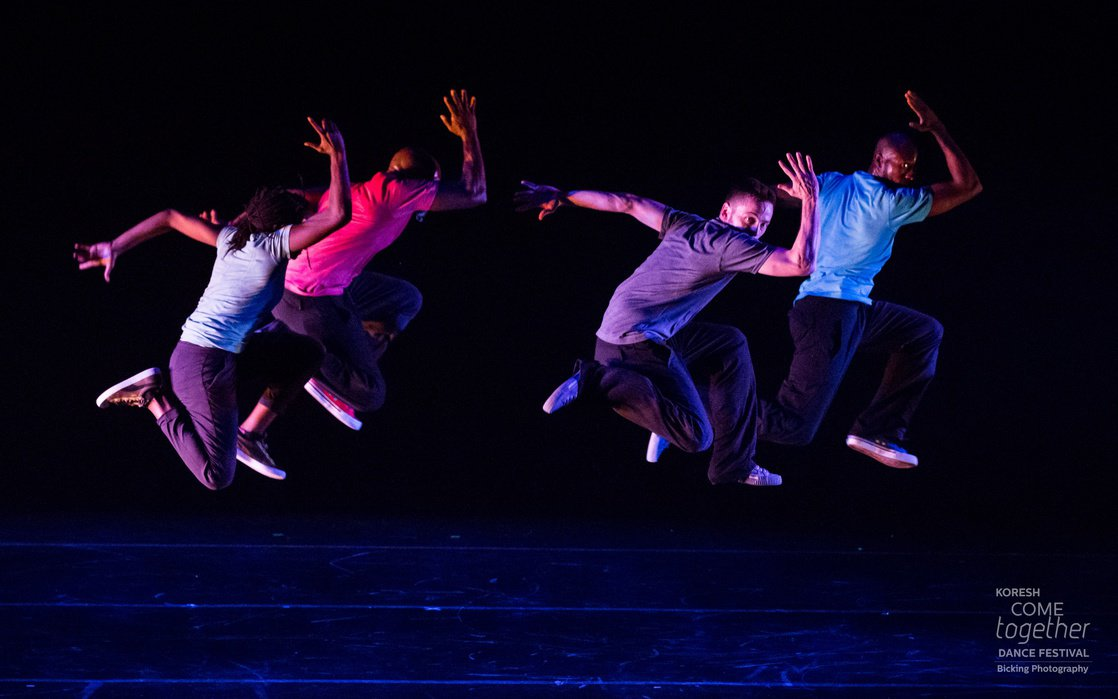 Raphael Xavier Dancecleveland Modern And Contemporary Dance In